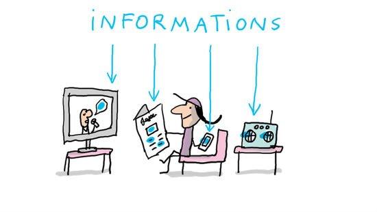 3 sources d'informations pour freelances