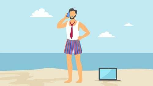 Les freelances peuvent-ils réellement se permettre de prendre des vacances ?